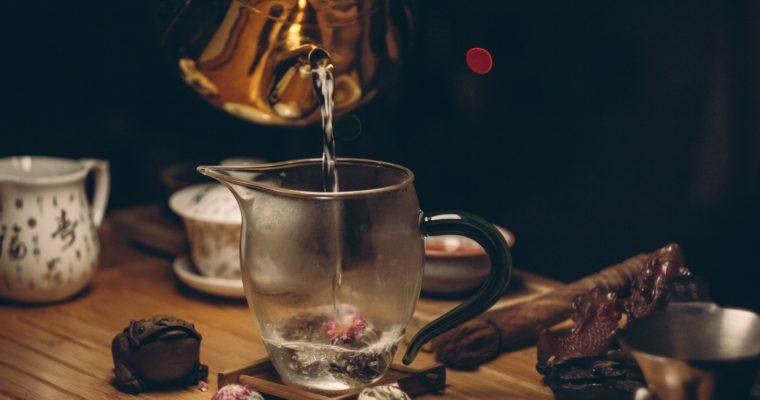 Doppelwandige Teekanne Test