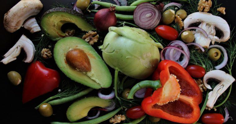 Vitamine in gängigen Lebensmitteln