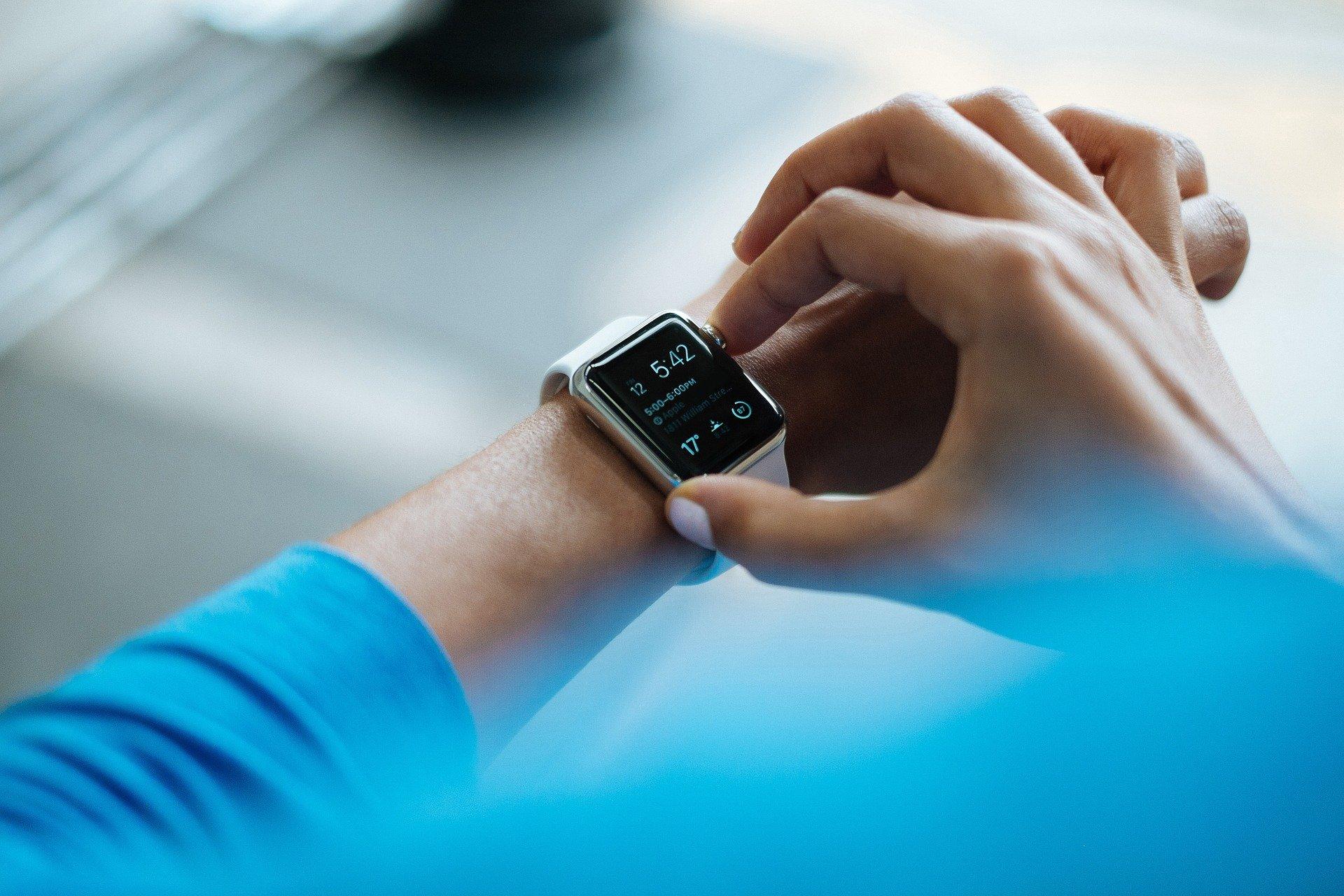 Smartwatch Saphirglas – für Sportler?