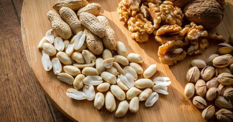 Sind gesalzene Erdnüsse gesund?