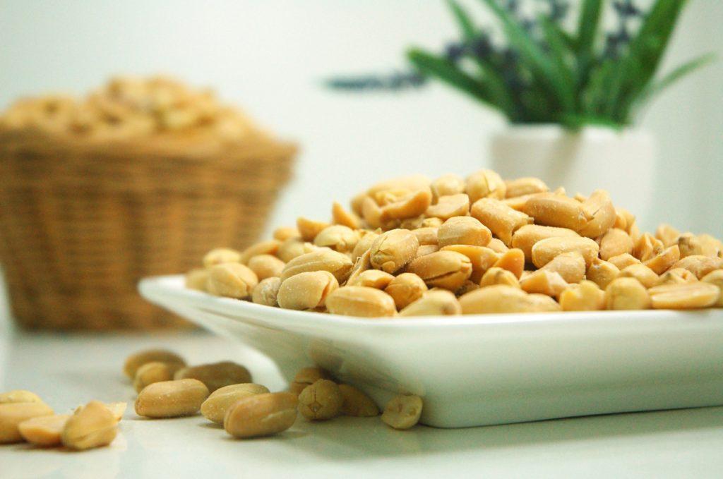 gesalzene Erdnüsse gesund
