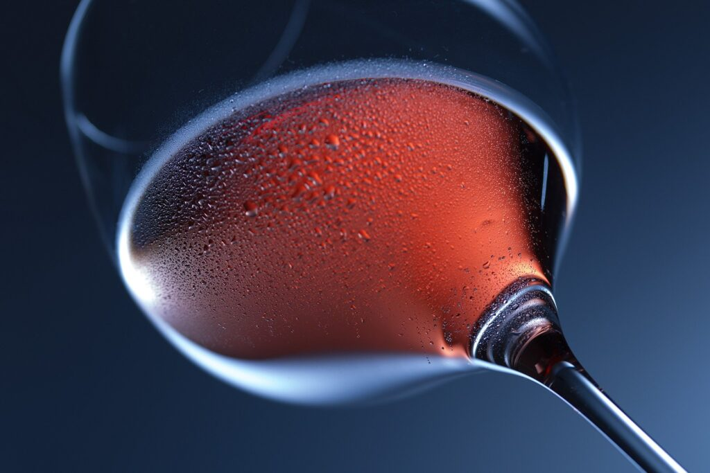 Rotwein mit Cola